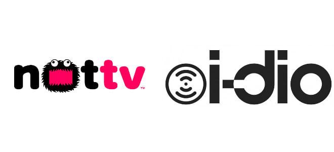 「NOTTV」が去り、「i-dio」がやってくる
