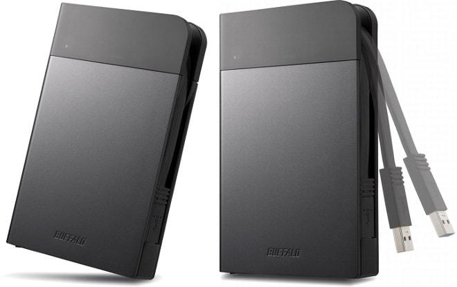 Suicaが「カギ」になるロック付きポータブルSSD「SSD-PZNU3」―MILスペックの頑丈さ