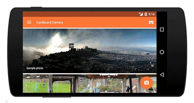 思い出を「仮想現実」として保存、いつでも追体験できる「Google Cardboardカメラ」