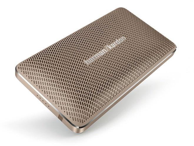 ハーマン、モバイルバッテリーになるスピーカー「ESQUIRE MINI」