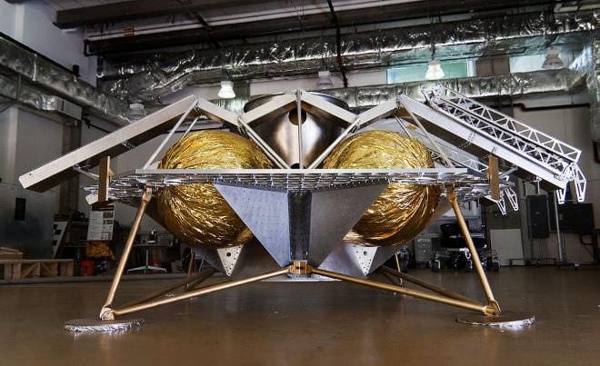月着陸船はこれ