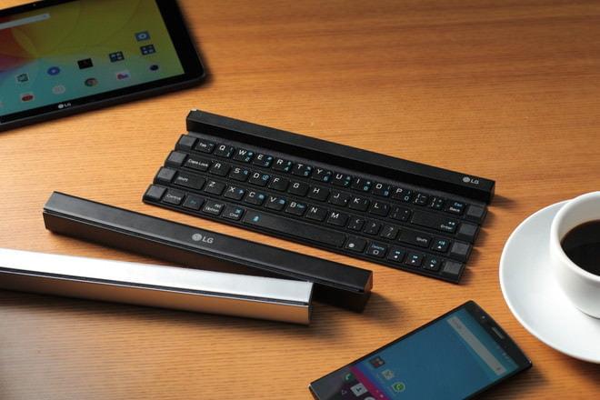 スマートフォンやタブレットと組み合わせて使う