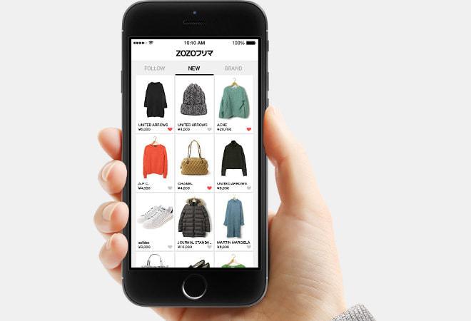 誰でもZOZOTOWNに「出品」できるフリマアプリ「ZOZOフリマ」