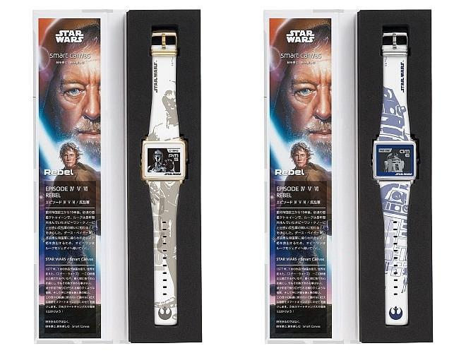「C-3PO」と「R2-D2」のモデル