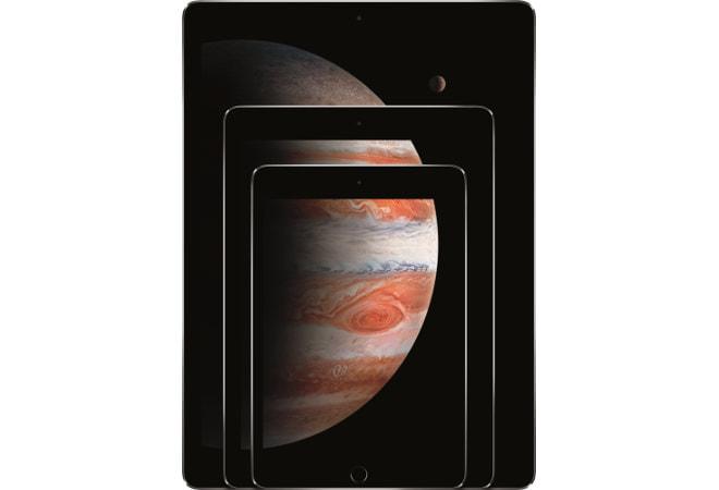 タブレットの代表、iPad。新モデルはみんな欲しいはず?