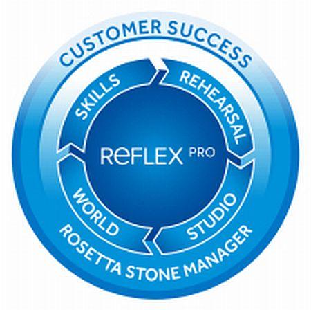 ロゼッタストーン、ビジネス向けオンライン英会話 ReFLEX を開始
