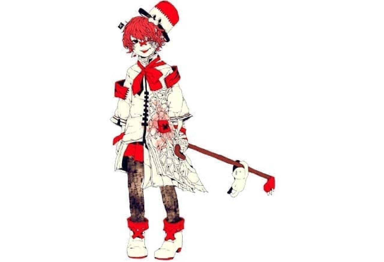 キャラクターデザインはmikumaさん