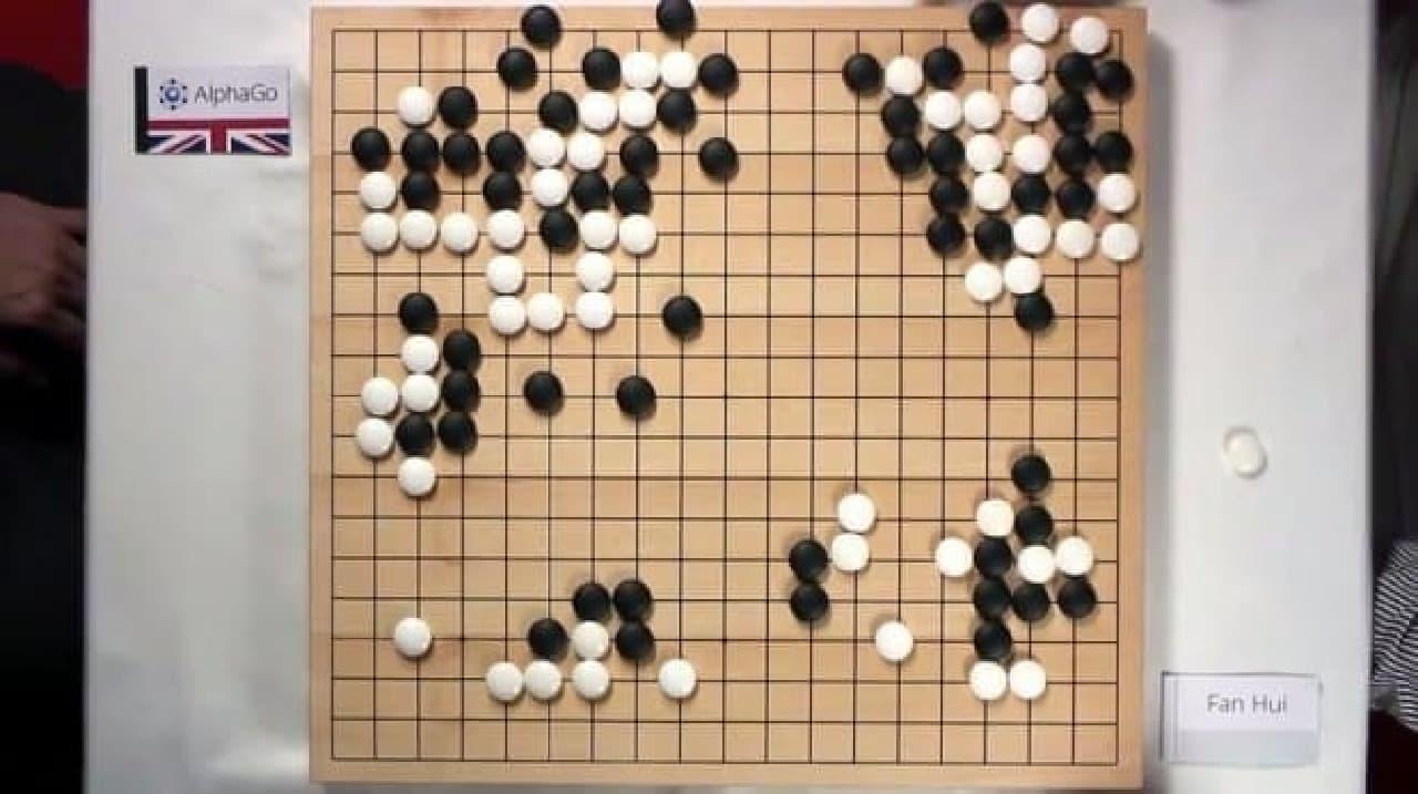 コンピュータによる人間の棋士への勝利を誇るグーグル
