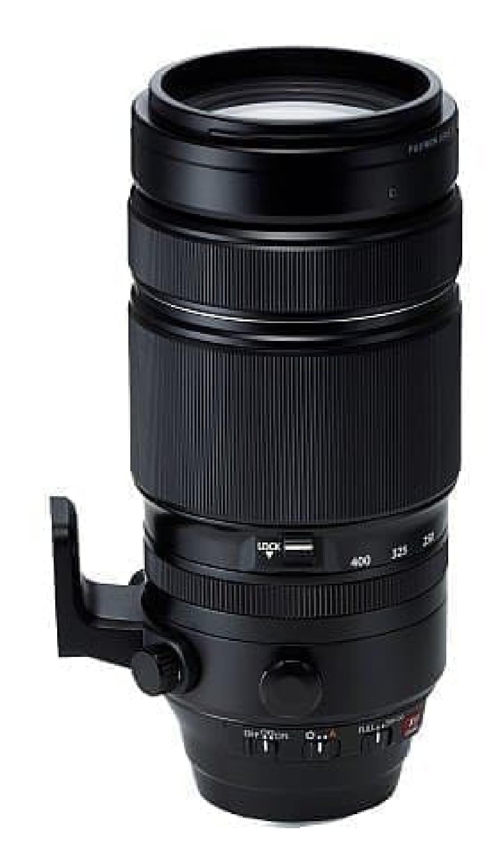 「フジノンレンズ XF100-400mmF4.5-5.6 R LM OIS WR」