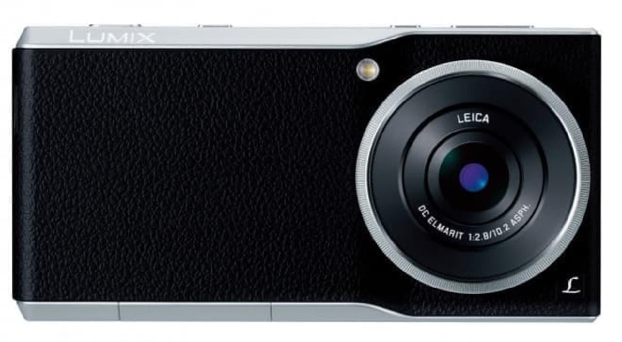 従来モデル「LUMIX DMC-CM1」に続きライカの品質基準を満たしたレンズを搭載