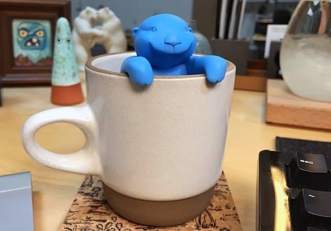 お茶の時間だよ~