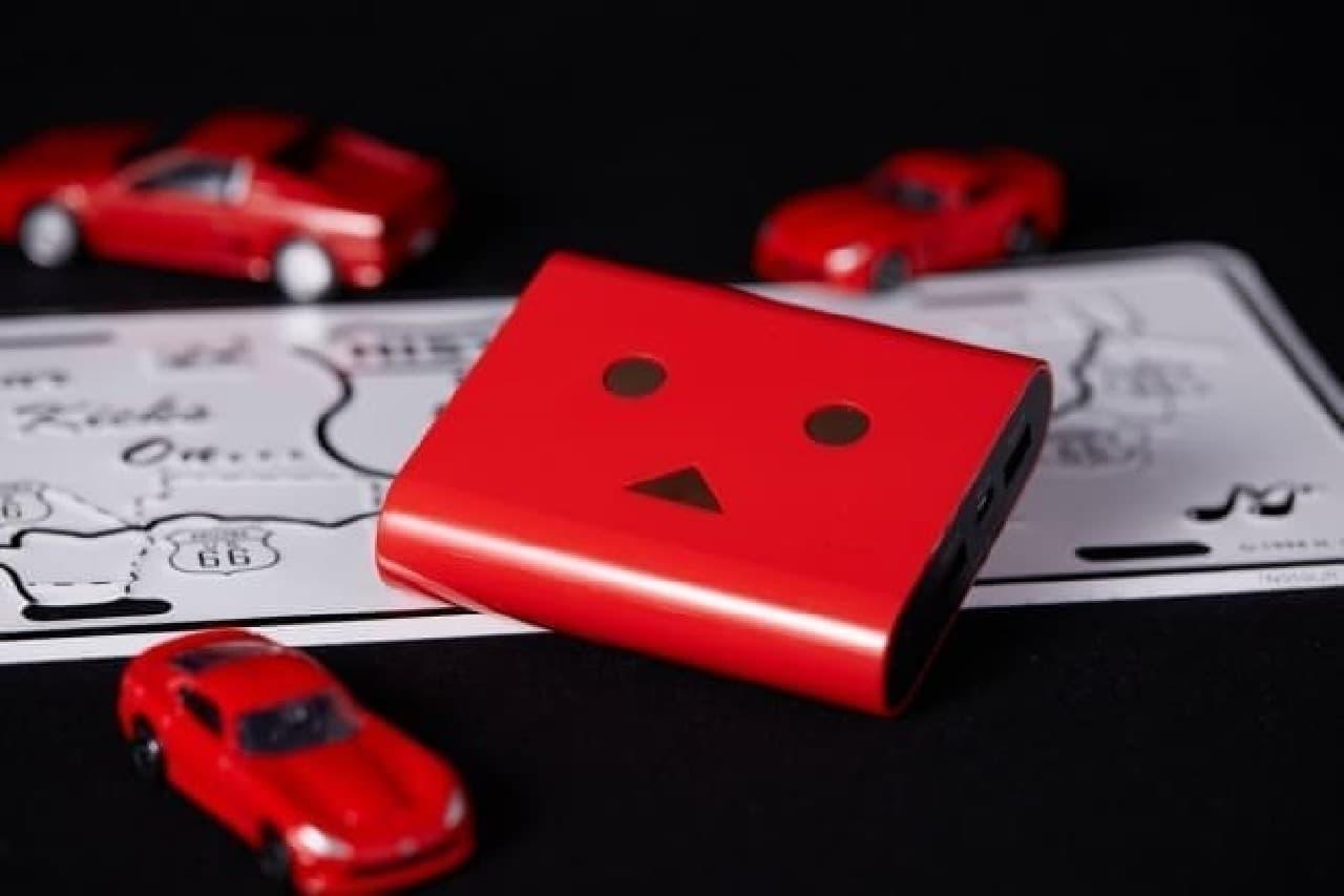 赤い赤い、赤いカラーの「スーパーカーレッド」