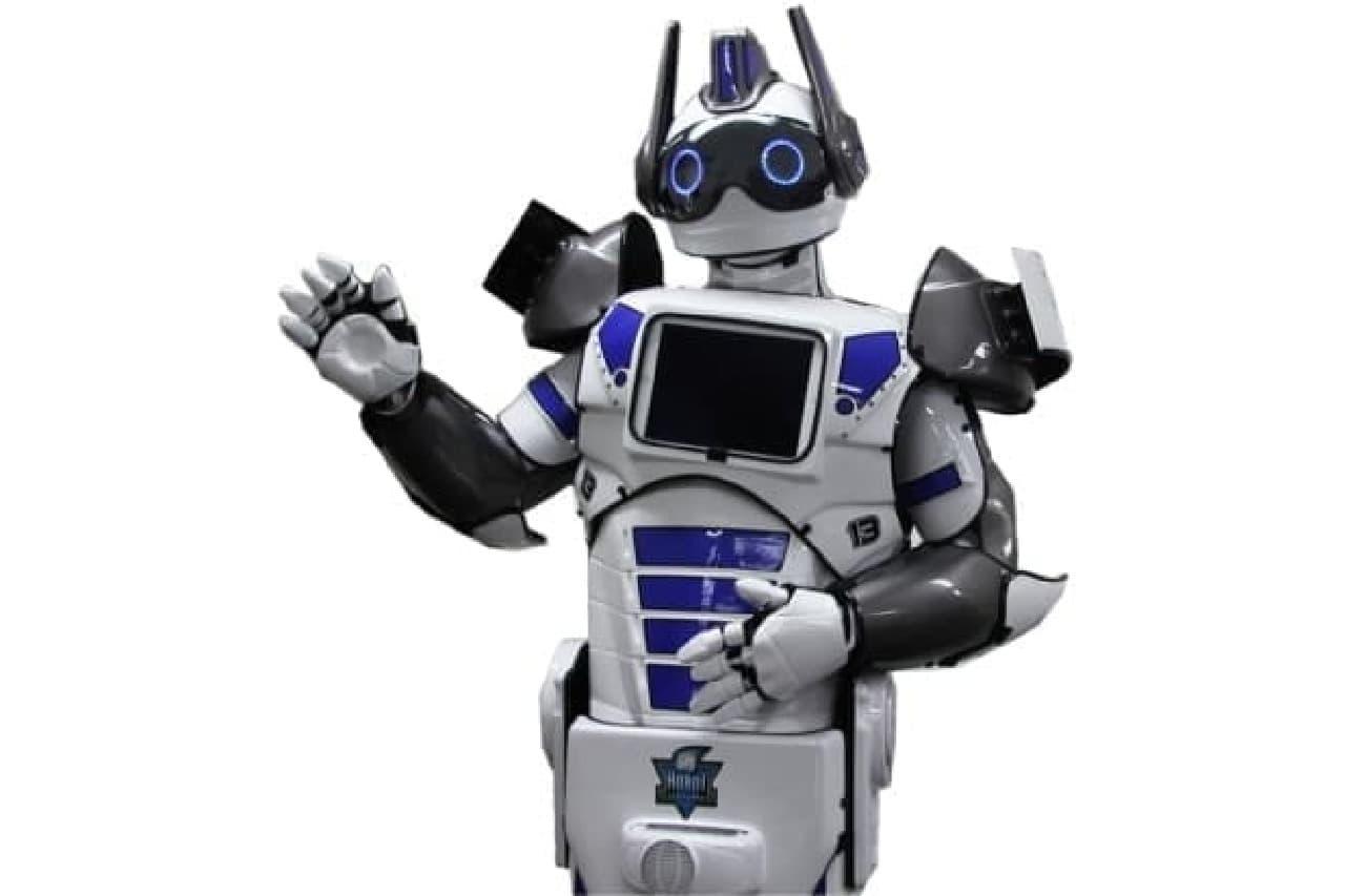 なにがハウステンボスをそこまでロボットに駆り立てるのか。(出典:ハウステンボス)