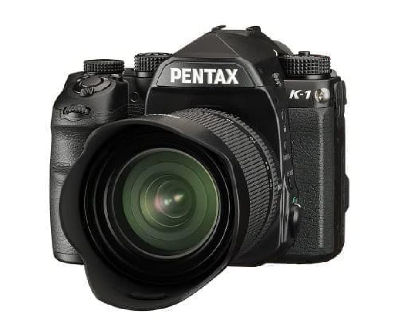 PENTAX K-1  ※「HD PENTAX-D FA 28-105mm F3.5-5.6ED DC WR」を装着時