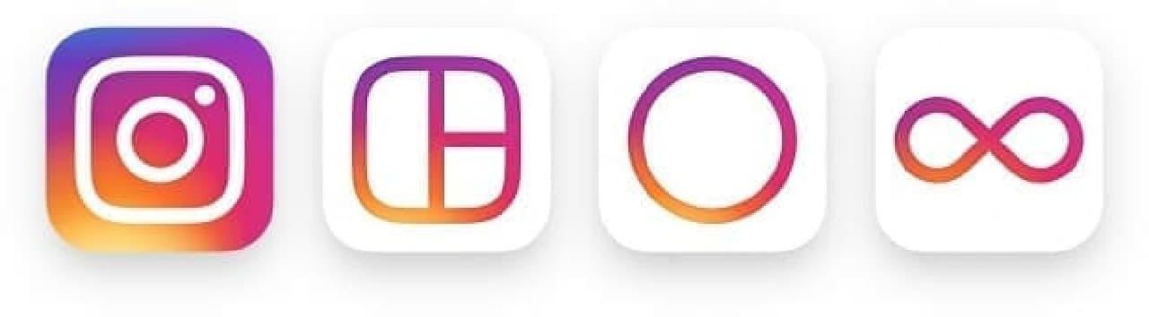 派生アプリのデザインも変更
