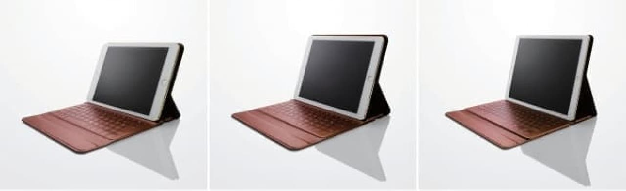 iPad用の3タイプ