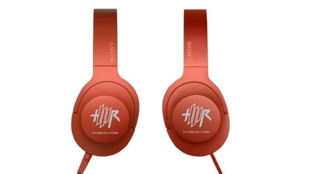 h.ear on T.M.Revolution 20th Anniversary モデル RED Edition