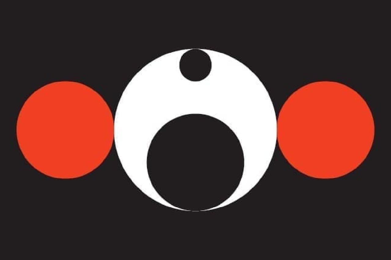 震災復興に向けた旗印「くま紋」