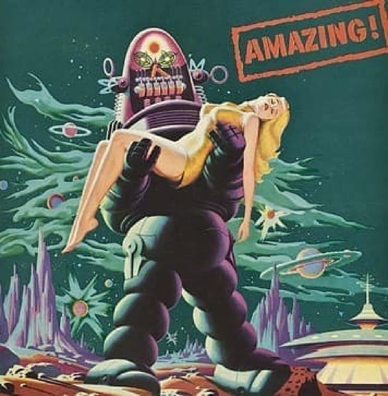 参考画像:『禁断の惑星』に登場する「Robby the Robot」
