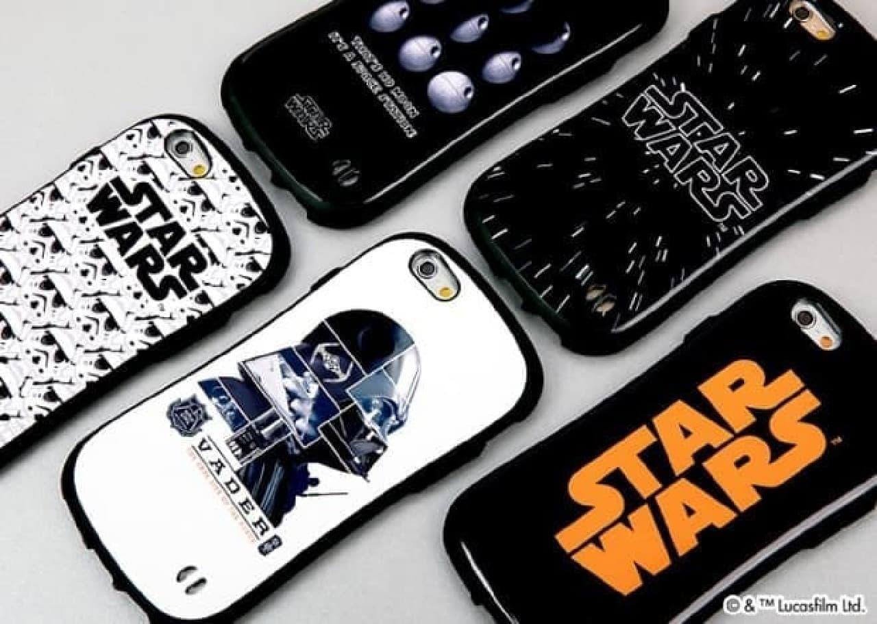 スターウォーズ柄のiPhoneケース5種類