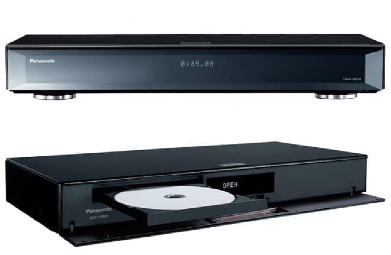 パナソニックUltra HD ブルーレイプレーヤー「DMP-UB900」「DMP-UB90」