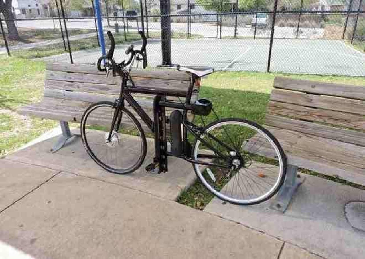「LFN Bike」は、日本ではナンバー取得が必要