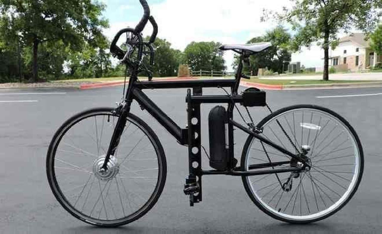 「LFN Bike」はkickstarterで出資者を募集中