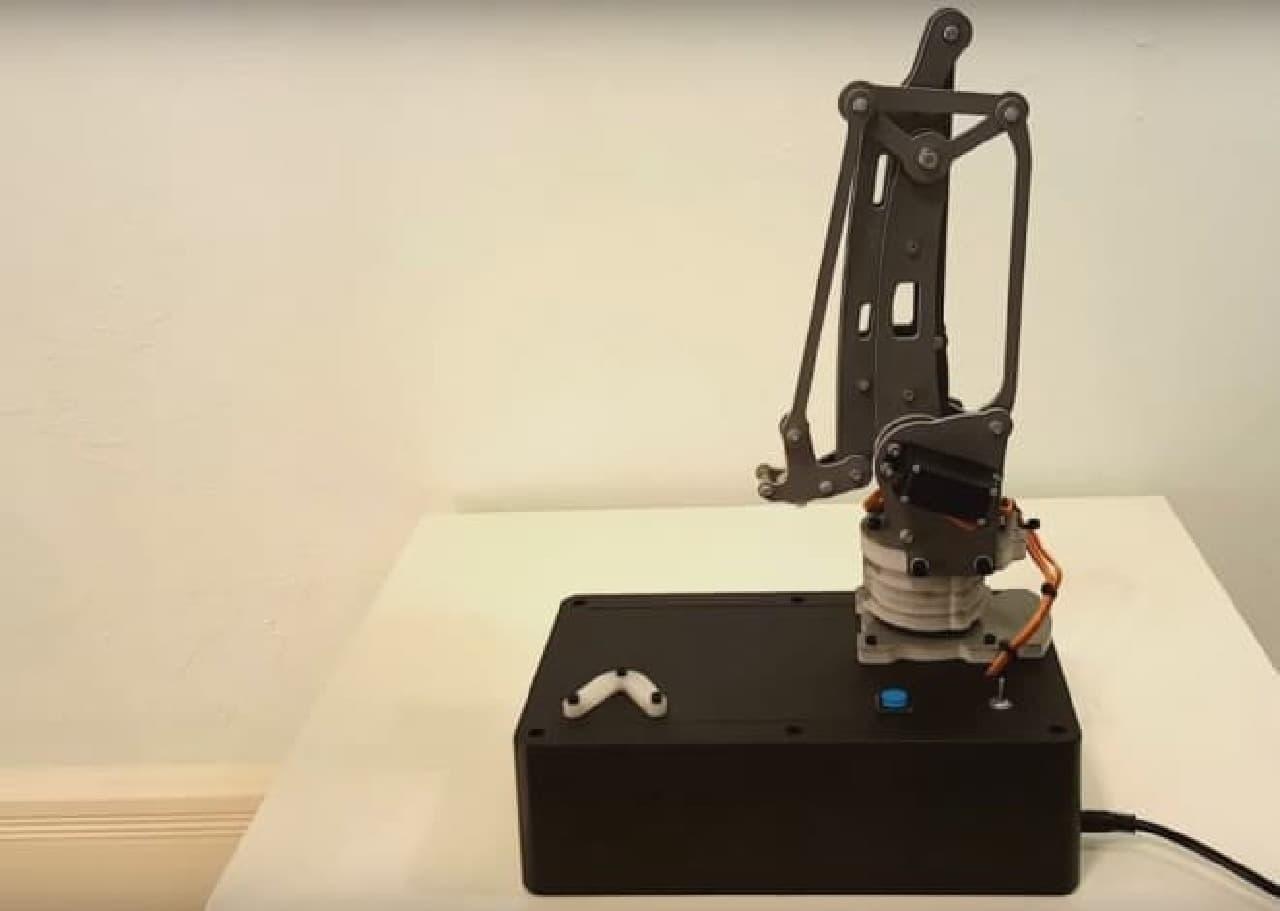 ロボット三原則を破るために生まれたロボット「the first robot」