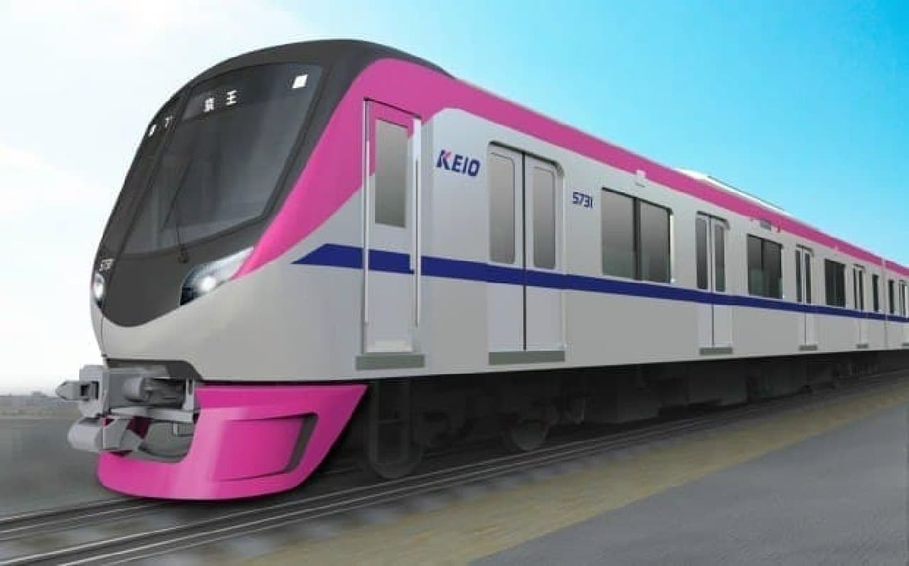京王電鉄の「5000系」