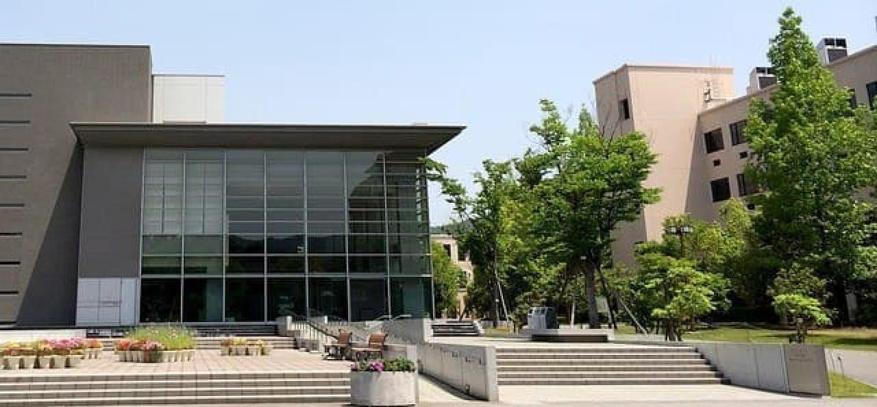 近大の工学部キャンパス