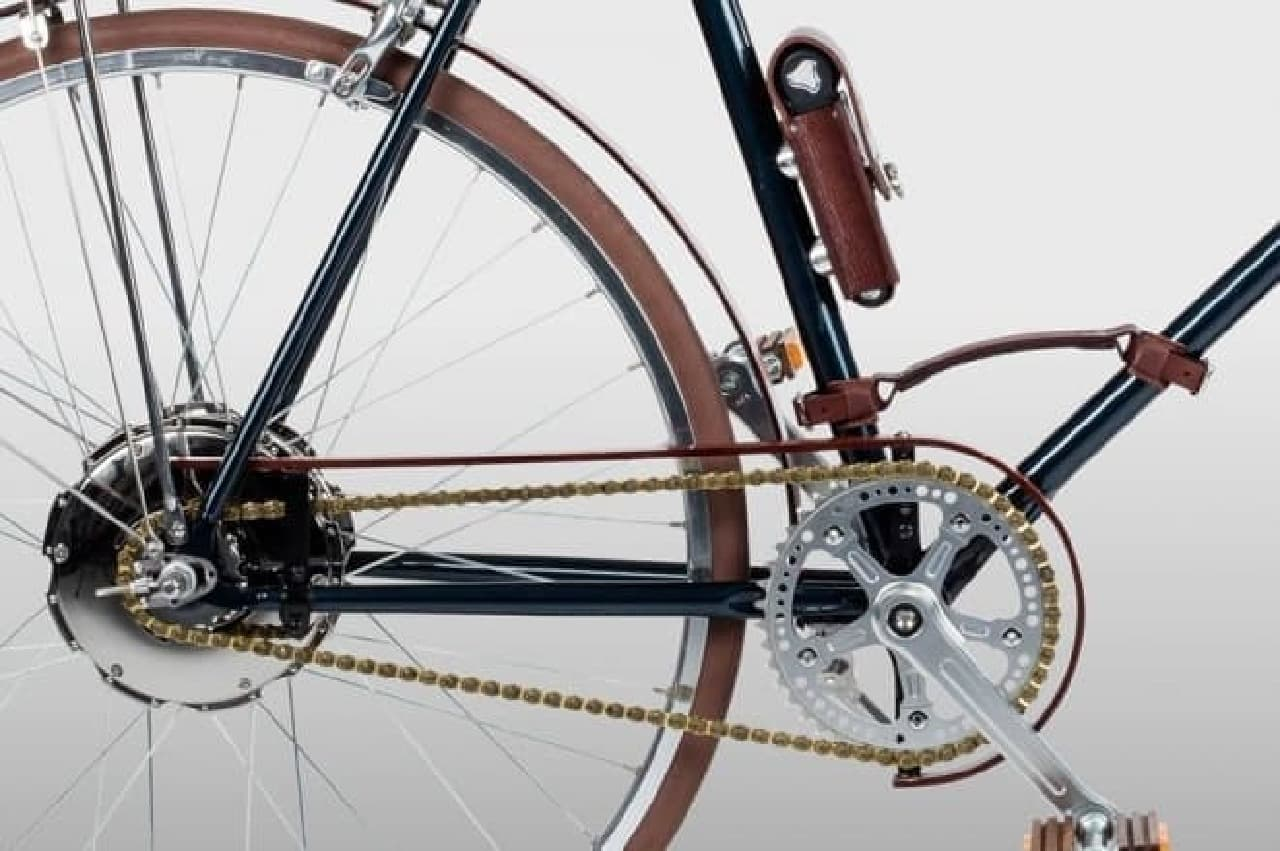 「La Specialita Ruggine」動的エネルギー回生システム(kinetic energy recovery system:KERS)の採用