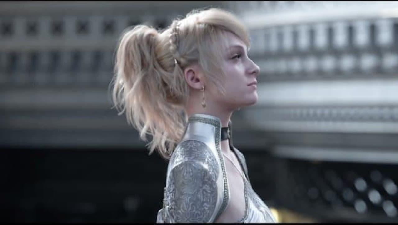 KINGSGLAIVE FINAL FANTASY XV映画スクリーンショット