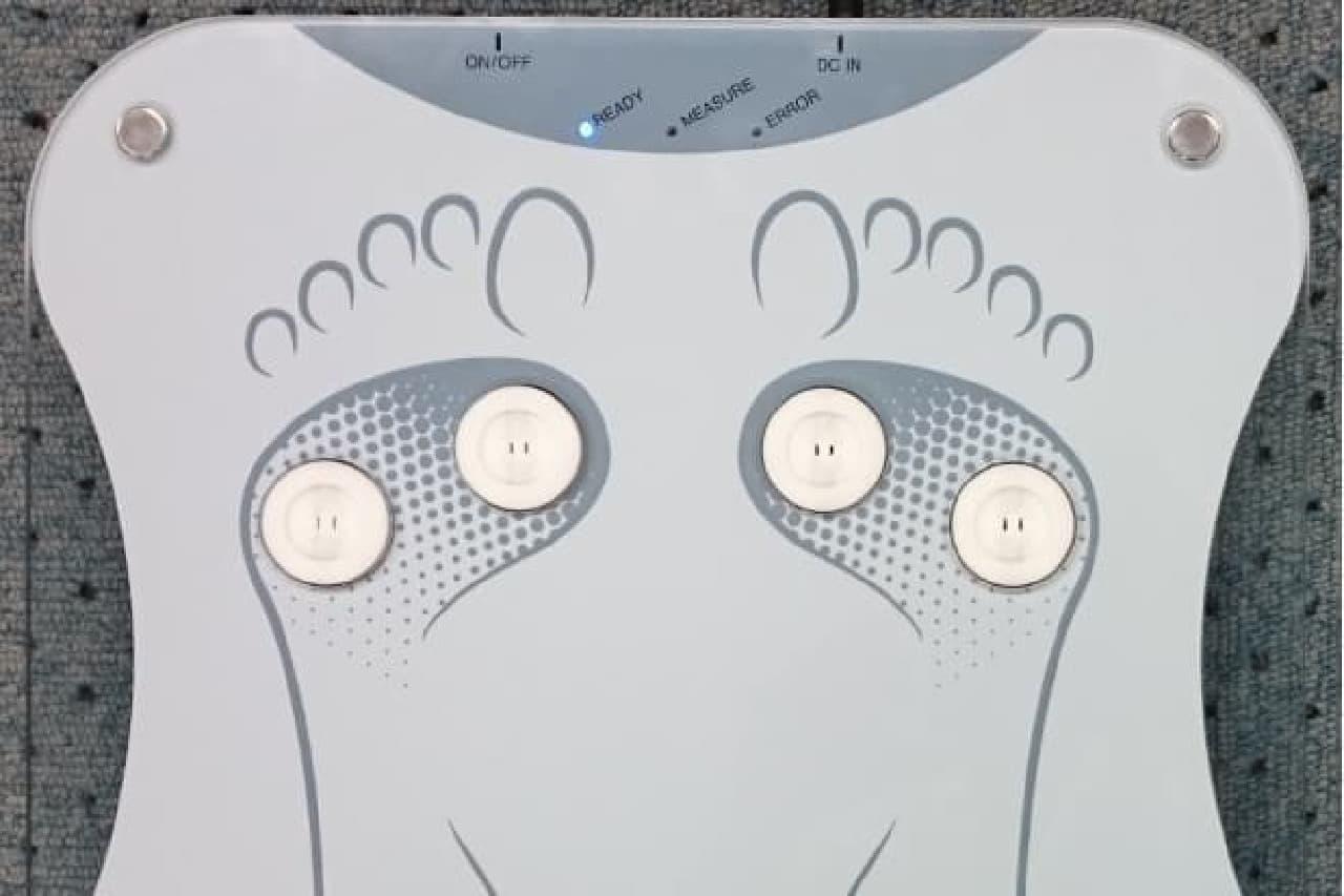 皮膚ガスの計測装置画像