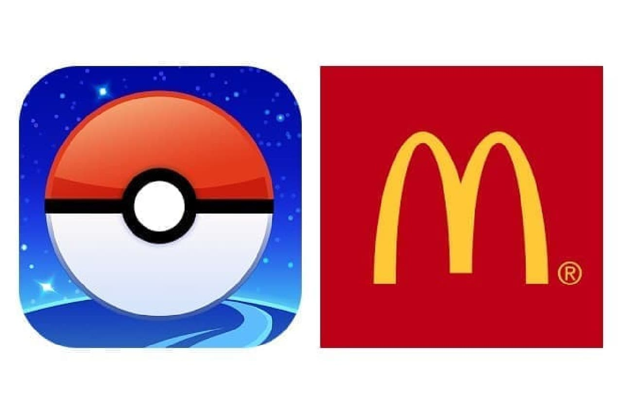 マクドナルドとポケモンGO