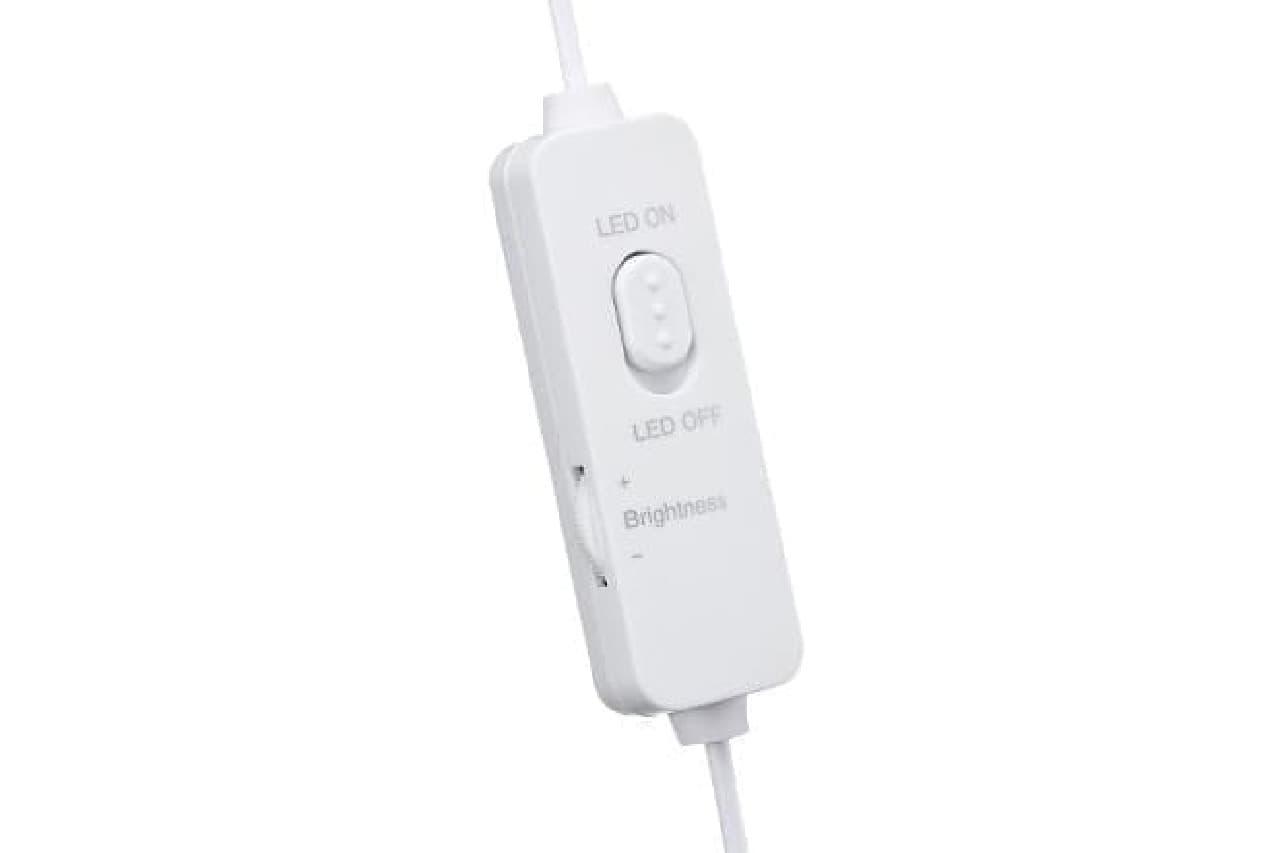 LEDのコントローラー