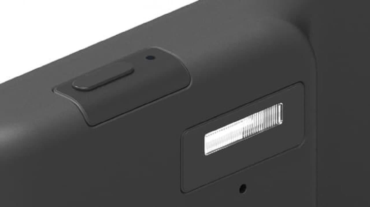 iPhone専用強力フラッシュケース「Capture Case」シャッター