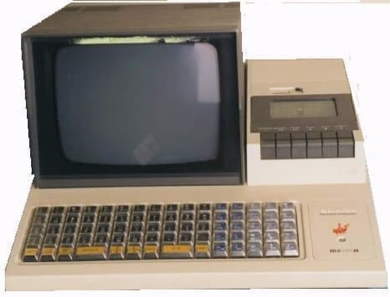 シャープによるMZ-80K