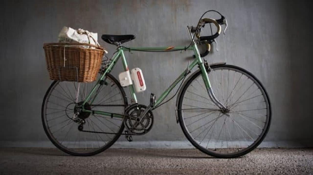 「スマートエンジン」はすべての自転車に装着可能
