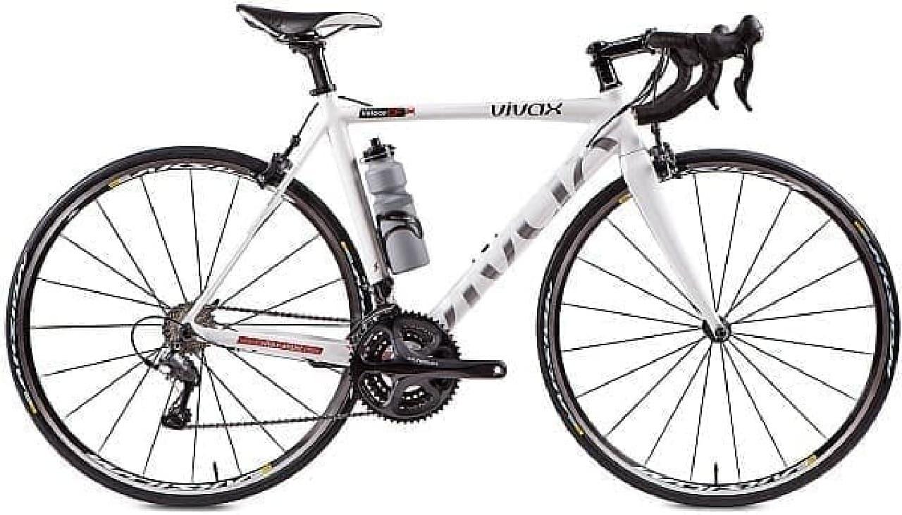 電動アシストに見えない自転車「VIVAX VELOCE CF」