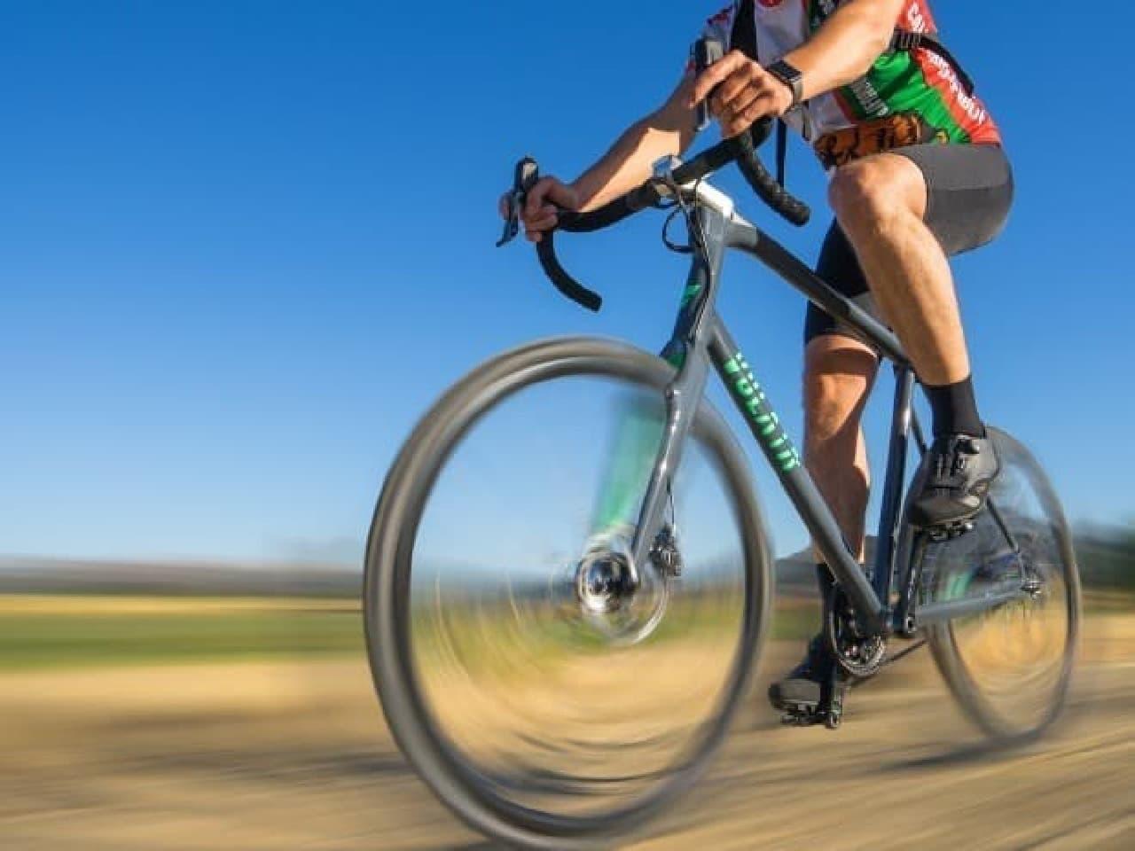 ―オールインワンの通勤用自転車「Volata」