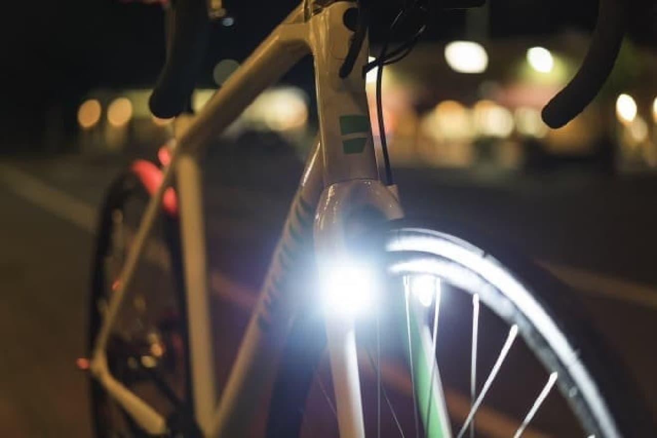オールインワンの通勤用自転車「Volata」