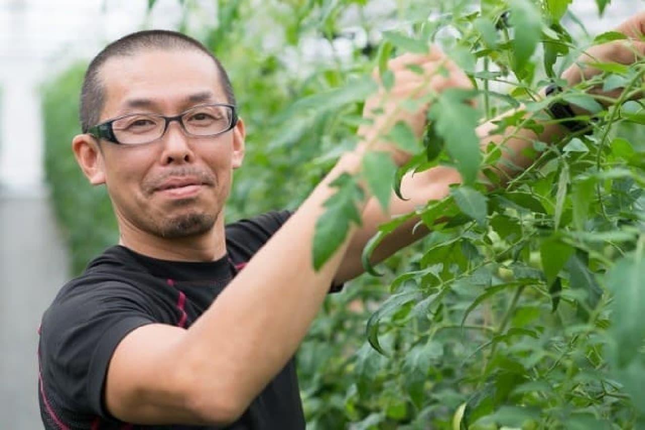 アマゾンに協力する地元農家