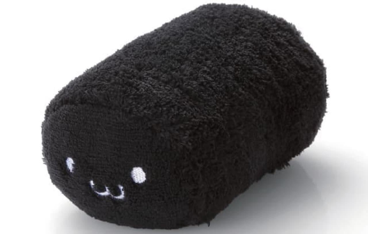 黒いモフマルの商品画像