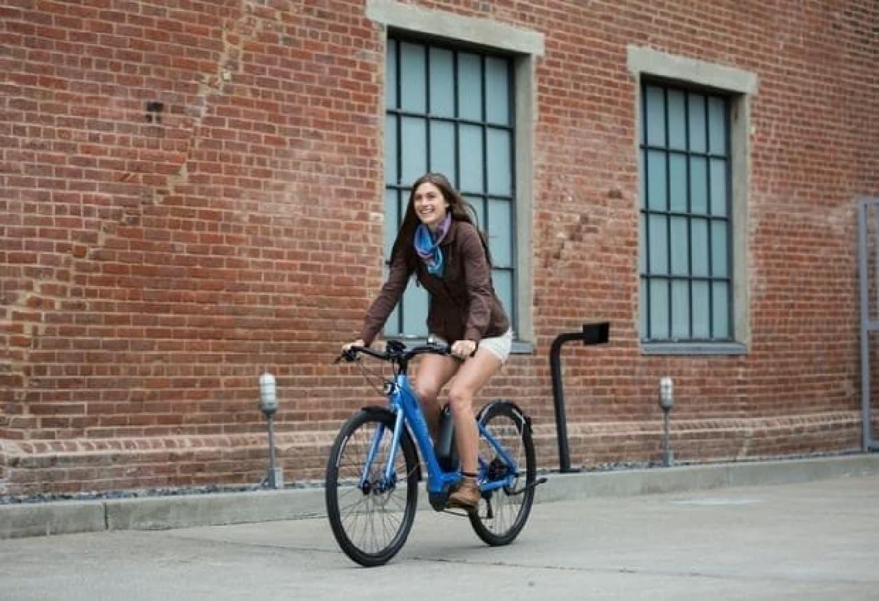 参考画像:Karmic Bikes「Koben」