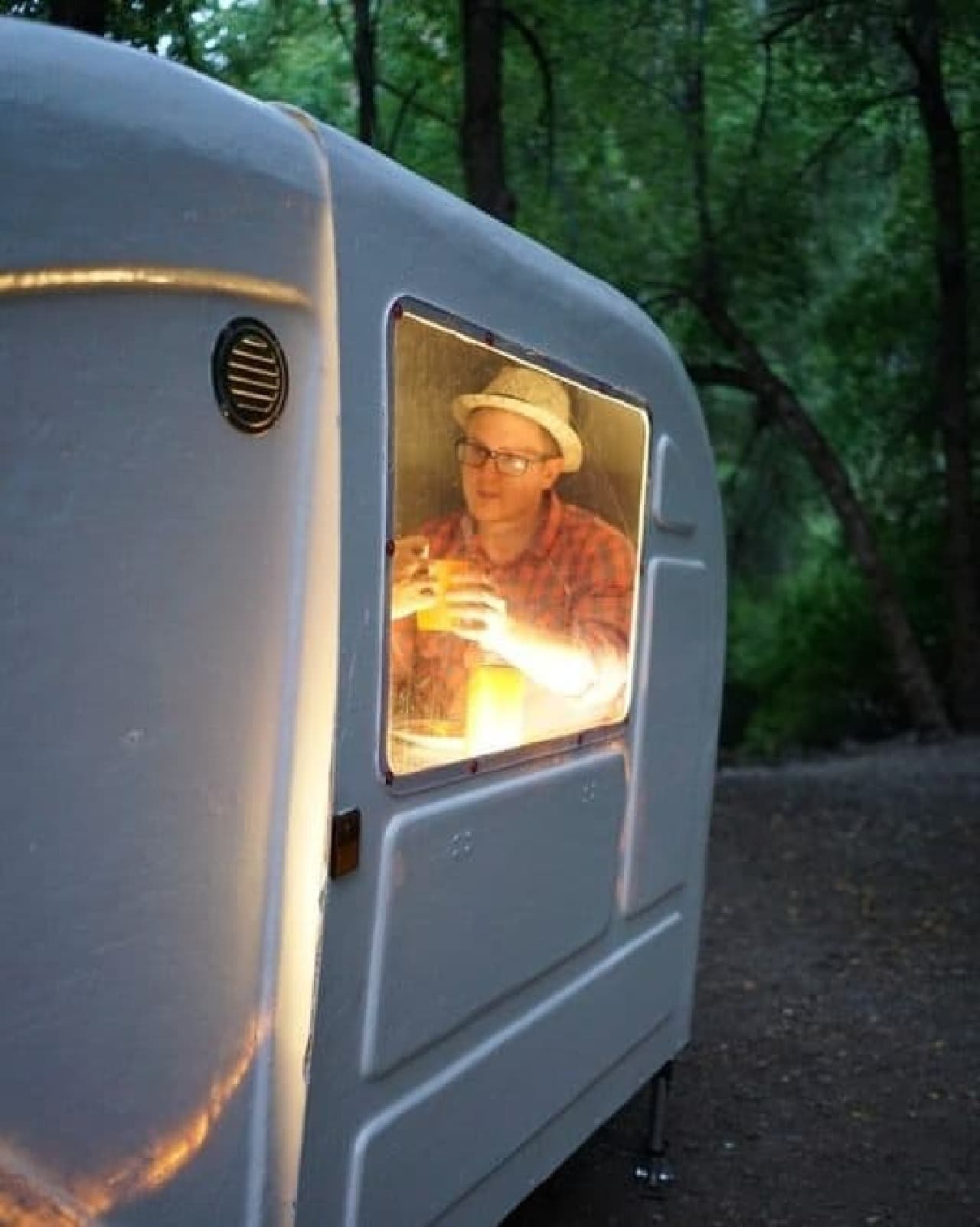 自転車用キャンピングカー「Wide Path Camper」