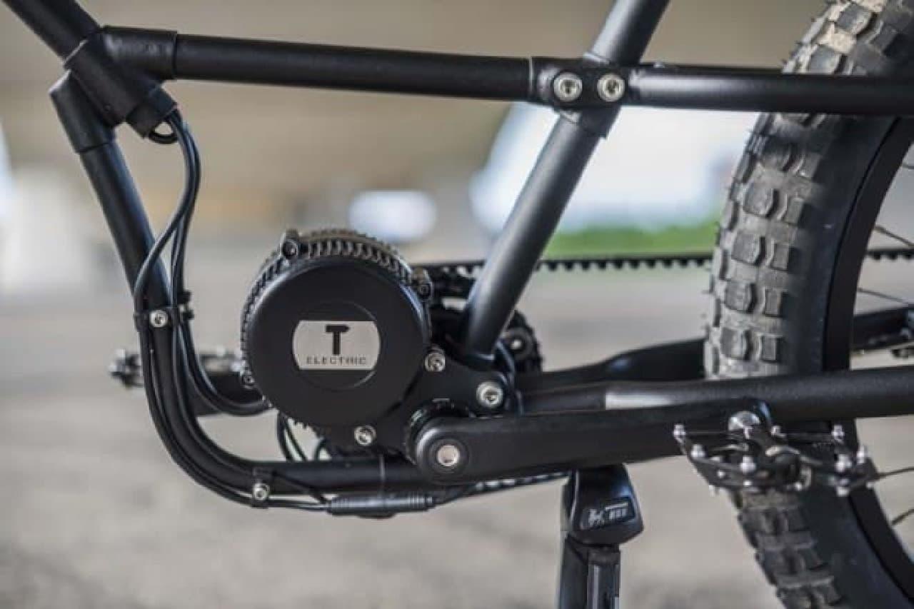 ドゥカティ・スクランブラーにインスパイアされた電動アシスト自転車「Scrambler E-Bike」