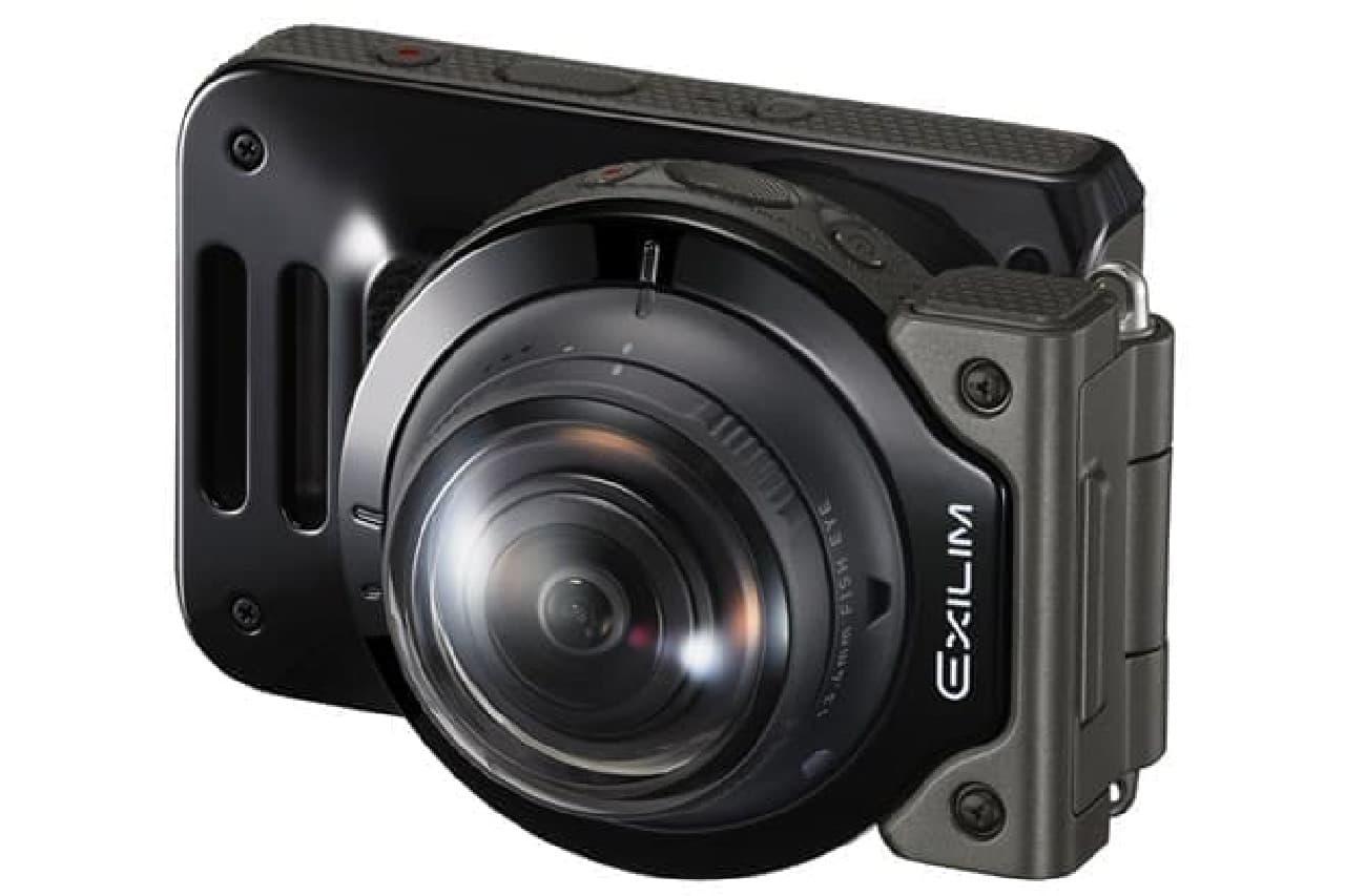 カメラとコントローラーを合体