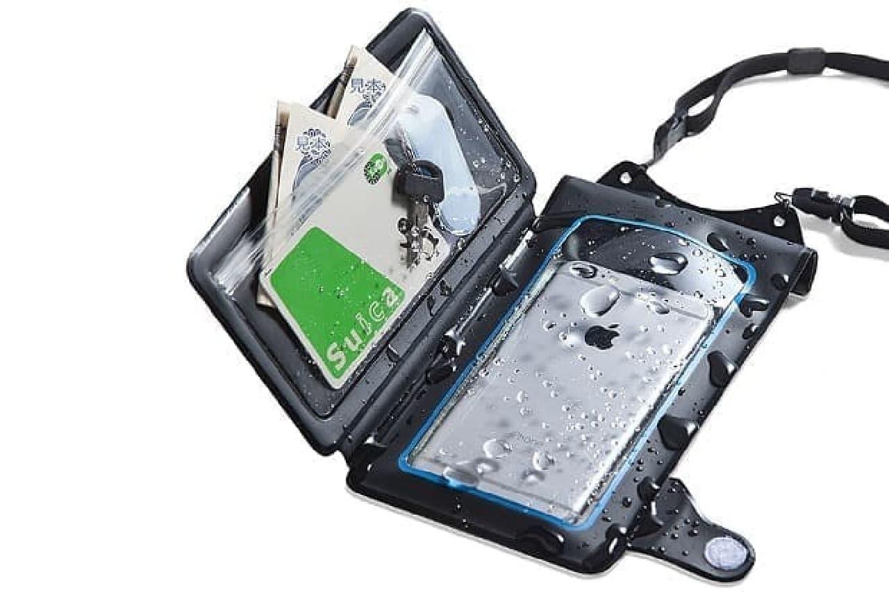防水iPhoneケース