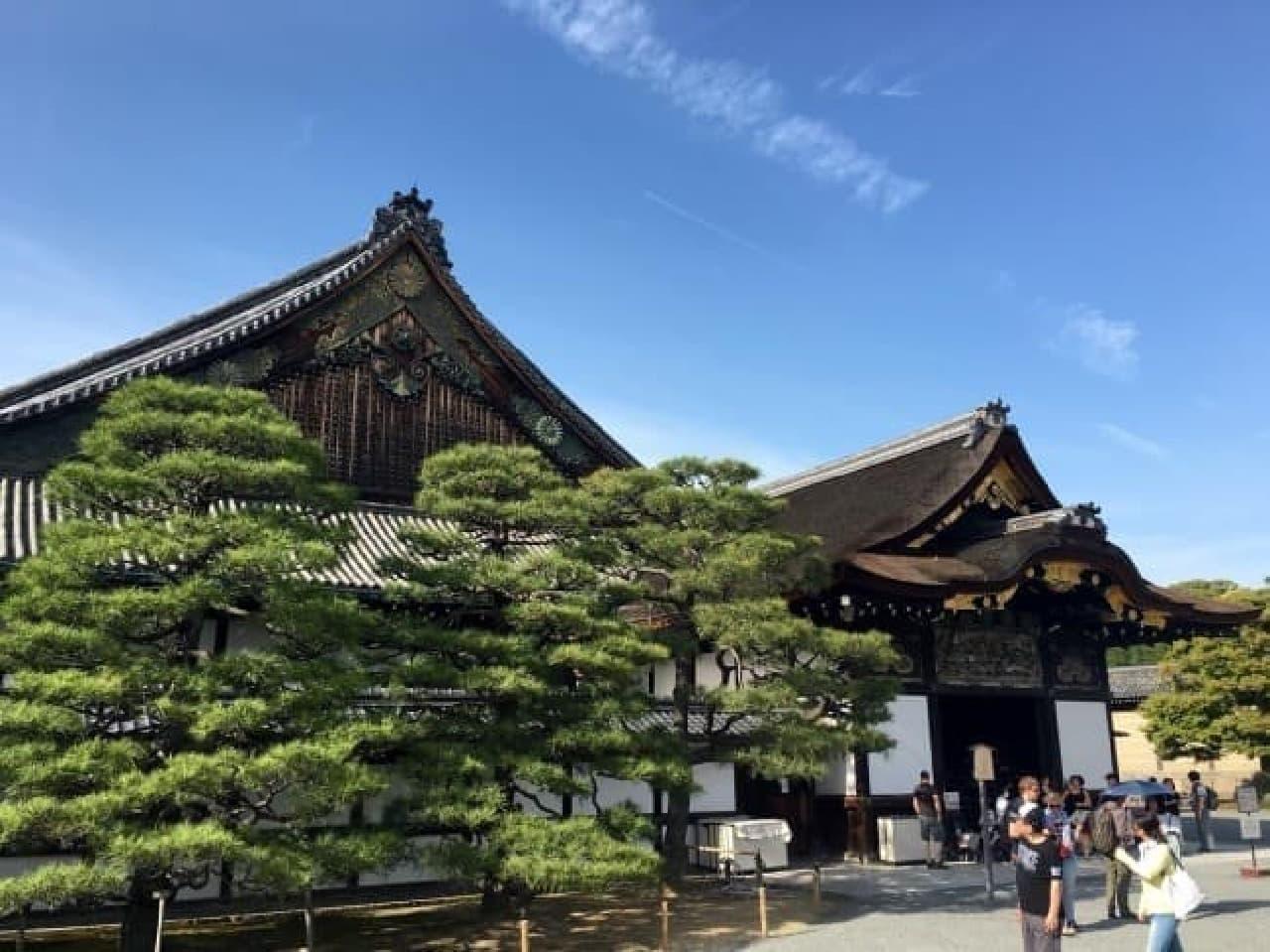 二条城(京都府京都市)