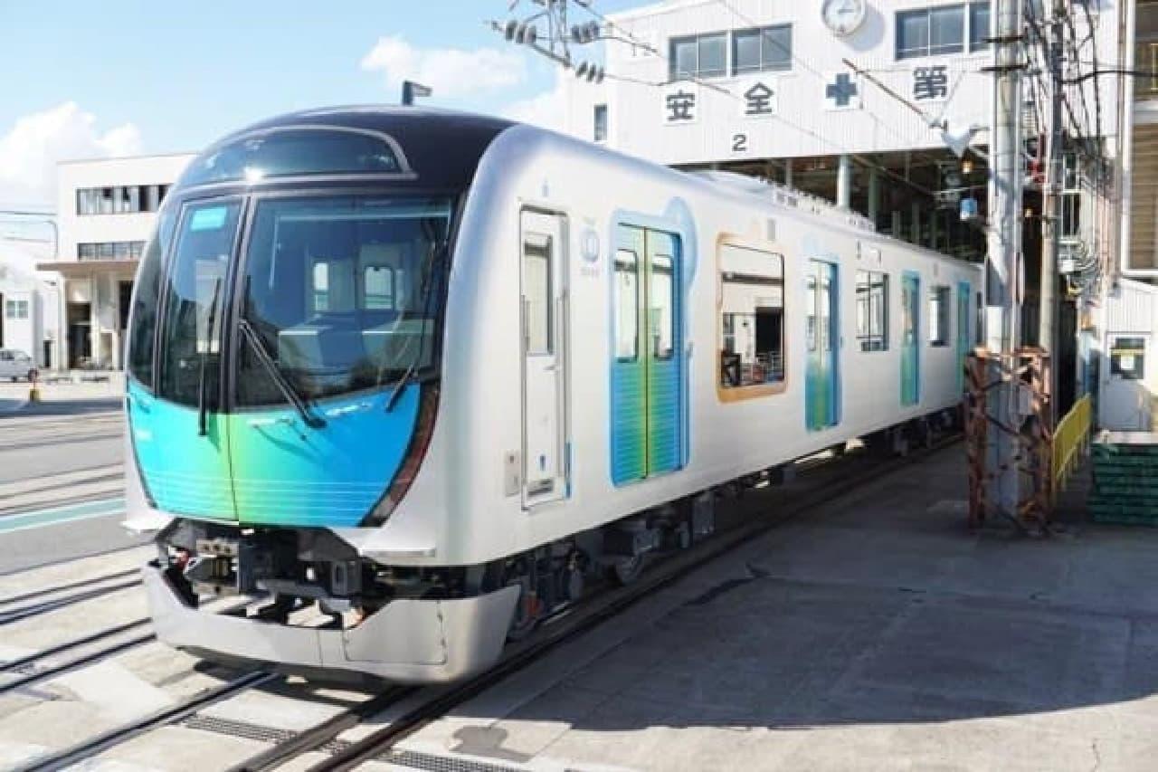 西武鉄道「40000系」